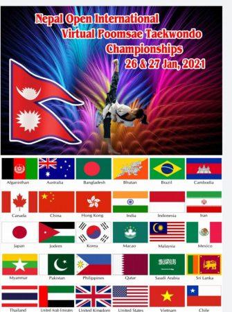 नेपाल ओपनको हाइ स्पिड किक भुपेन पहिलो