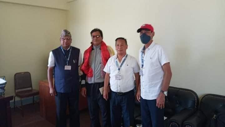 सिंह भलिबलकाे नयाँ प्रमुख प्रशिक्षक