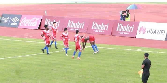 एनएसएलः काठमाडौं रेजर्स फाइनलमा, उपाधिका लागि धनगढी एफसीसँग नै खेल्ने