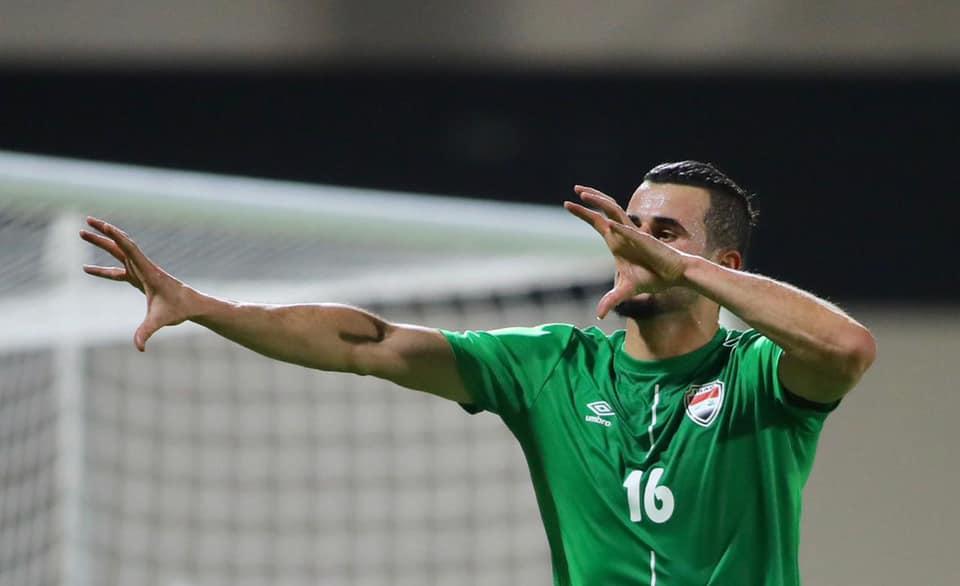 इराकसँगकाे मैत्रीपूर्ण खेलमा नेपाल ६-२ गाेलले पराजित, मनिशकाे डेब्यु खेलमै गाेल