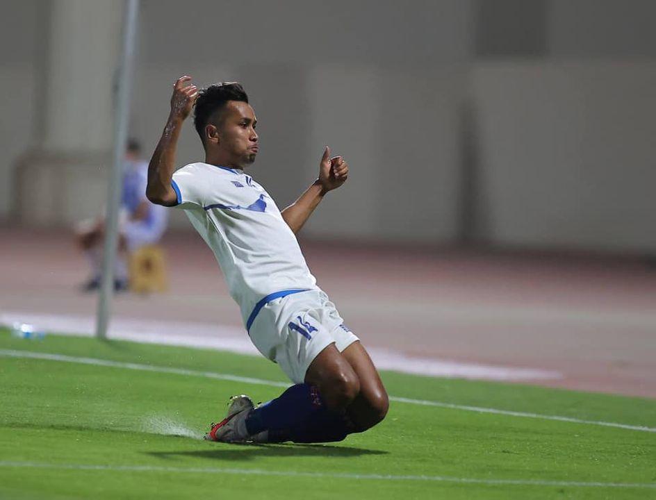 इराकविरुद्द नेपाल पहिलाे हाफमा ४-२ ले पछाडी