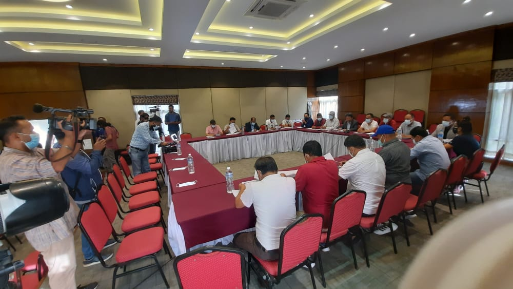 ANFA's decision to host SAFF Championship in Nepal