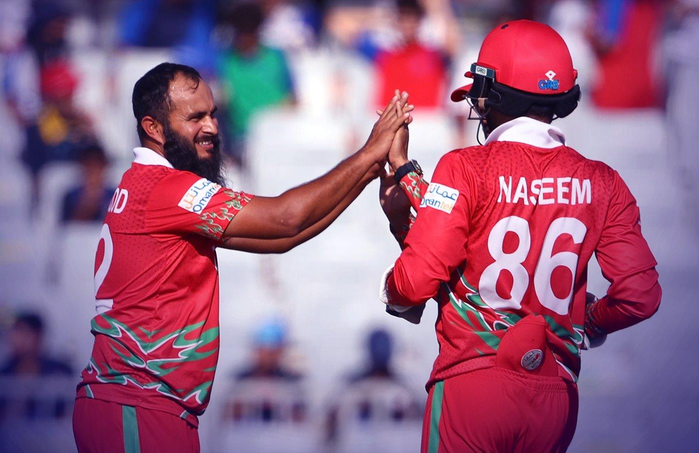 टी-२० विश्वकपमा ओमानको सानदार सुरुवात, पीएनजी १० विकेटले पराजित