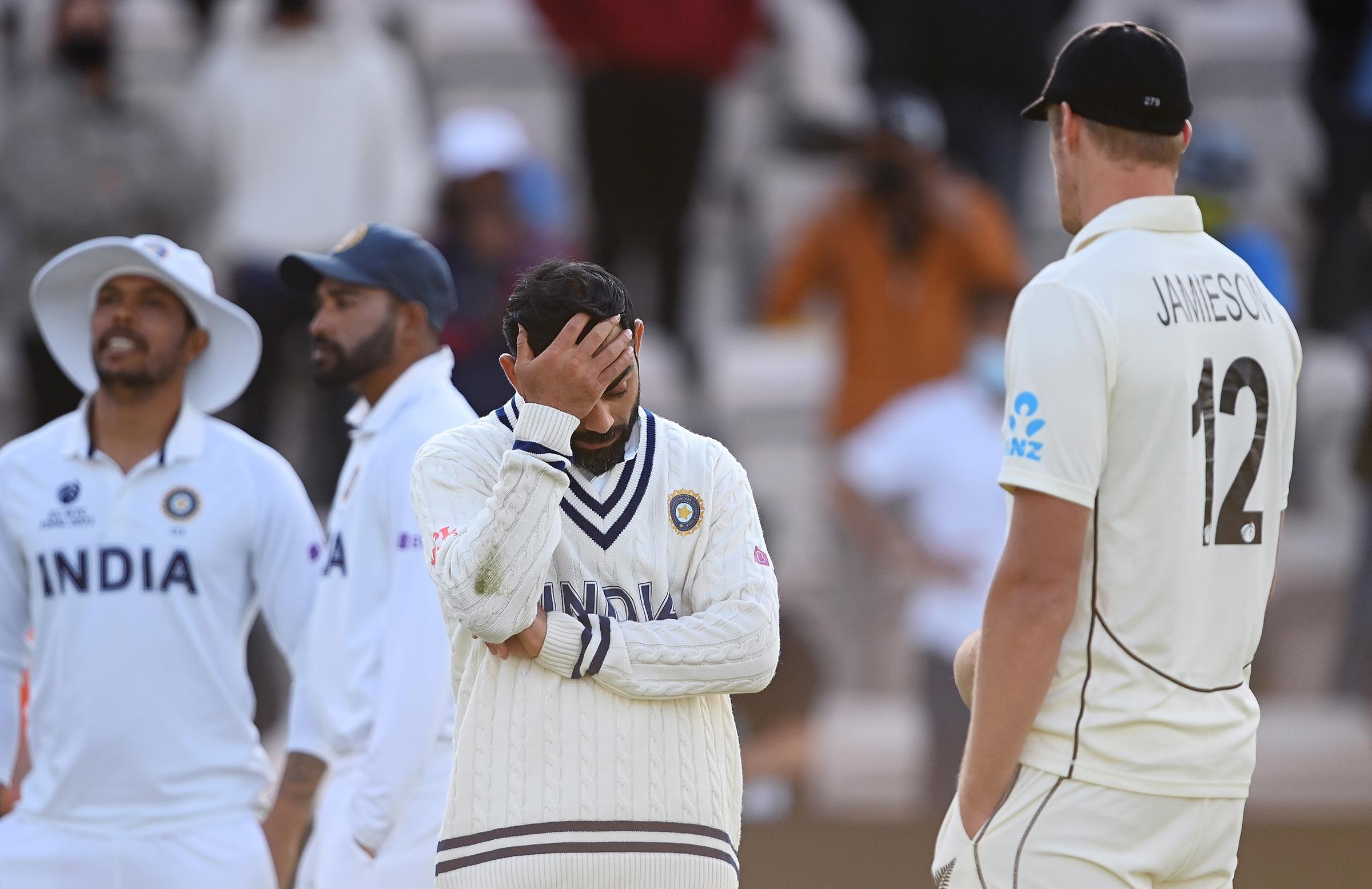 टेस्ट च्याम्पियनसिपको फाइनलमा भारत पराजित हुनुका चार कारण