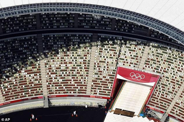 ओलम्पिककाे प्रशारणका बेला बीबीसीले खेलमा कृतिम आवाज राख्ने