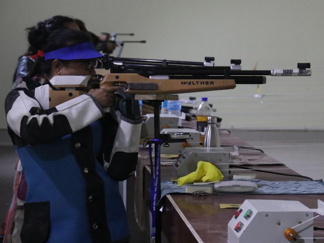 एक क्लिकमा आठौं राष्ट्रिय खेलकूदः कस्ले राखे रेकर्ड कस्ले जीते स्वर्ण पदक