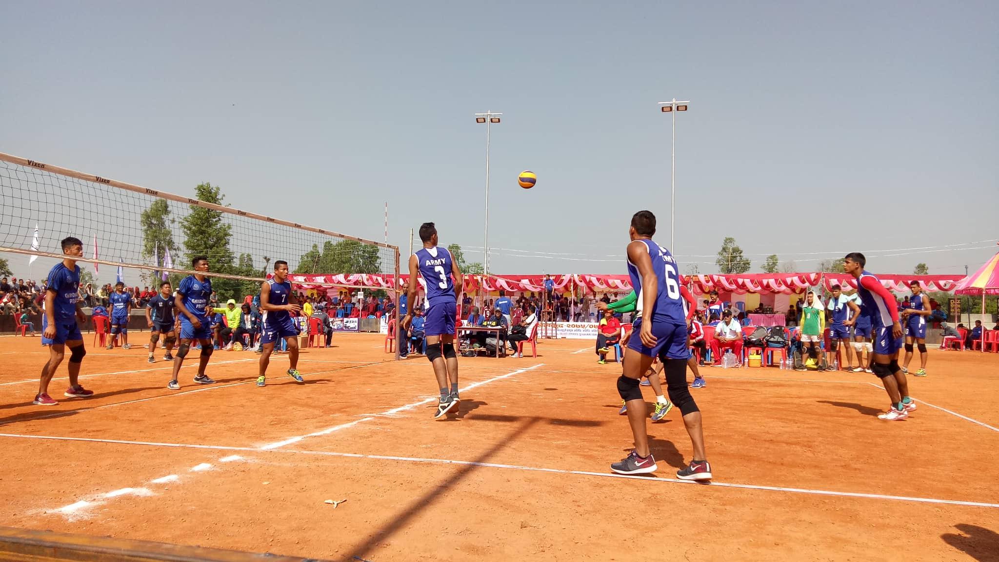 'खेलकूद संस्कार बोकेको बाँकेकाे खजुरा'