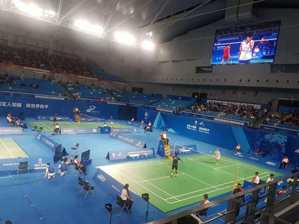 रत्नजित चीनमा जारी विश्व गृष्मकालिन खेलकुदकाे क्वाटरफाइनलमा