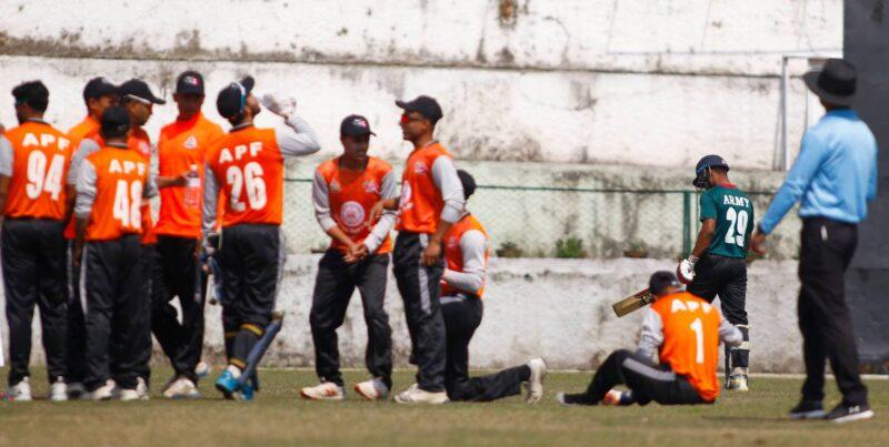 मेयर कपमा पुलिस र एपिएफ अपराजित रहने लक्ष्यमा, बागमती र काठमाडौं मेयर ११ पनि जितकै खोजिमा