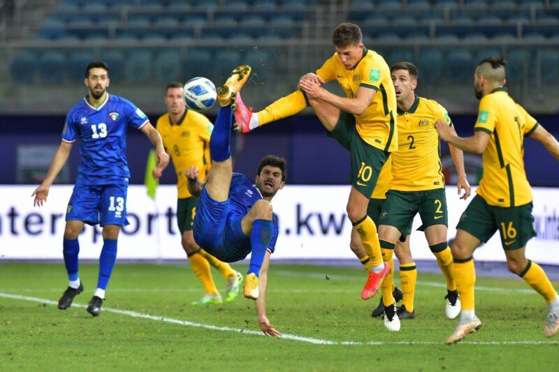 विश्वकप फुटबलको छनोटमा अस्ट्रेलिया अपराजित