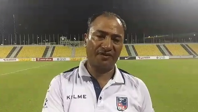 एएफसी यू-२३ एशियन कप छनौटमा नेपाली टिमको प्रशिक्षककाे जिम्मेवारी बालगाेपालले पाउने संभावना