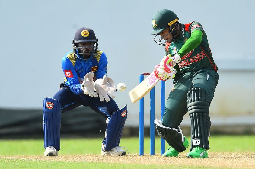 श्रीलंकाविरुद्धको एक दिवसीय सिरिज बंगलादेशको पोल्टामा