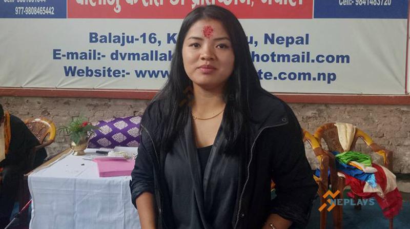 नेपाली खेलाडीकाे सहयाेगका लागि अमेरिकाबाट एशियाड पदकधारी बिमलाकाे यस्ताे प्रयास