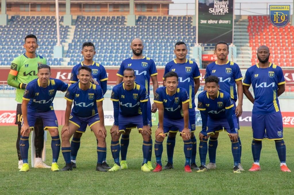 धनगढी नेपाल सुपर लिगको प्लेअफमा पुग्ने पहिलो टिम, पाेखरा १-० ले पराजित