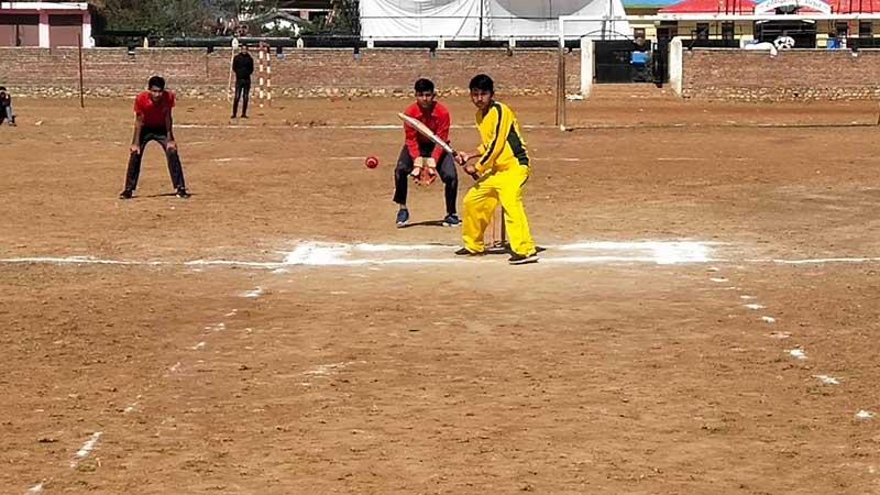 गोरखा, डिभाइटन र अमर बोर्डिङ स्कूल टी–२० क्रिकेटको सेमिफाइनलमा
