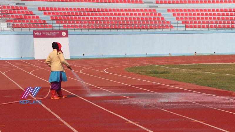 'खेलाडीको प्रशिक्षण चाँडै शुरु हुने'
