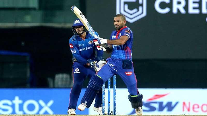 आईपीएलमा दिल्लीले मुम्बईलाई ६ विकेटले हरायो