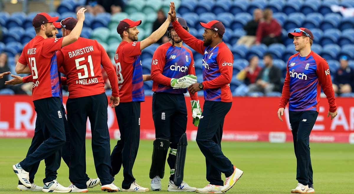 इंग्ल्याण्डले श्रीलंकाविरुद्धको टी २० सिरिज गर्यो क्लिनस्वीप