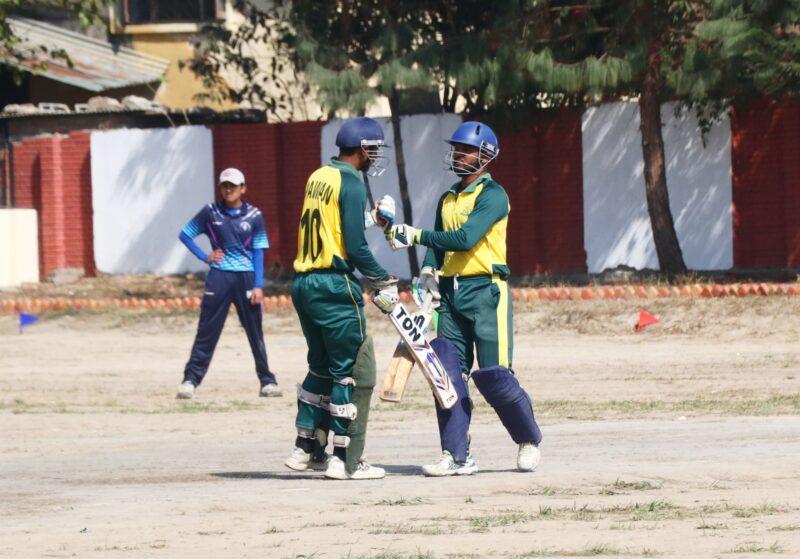 नेपाल पाकिस्तान फ्रेन्डसिप क्रिकेट : हाम्रो किचन र बलपार्क सेमिफाइनलमा