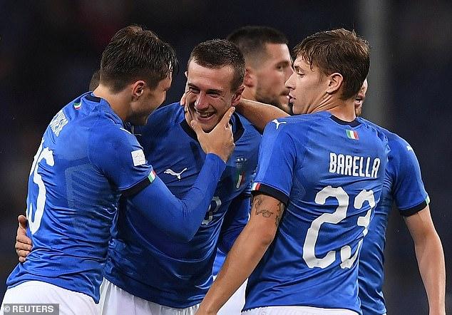 युरो कप फुटबलमा इटलीको विजयी शुरुवात