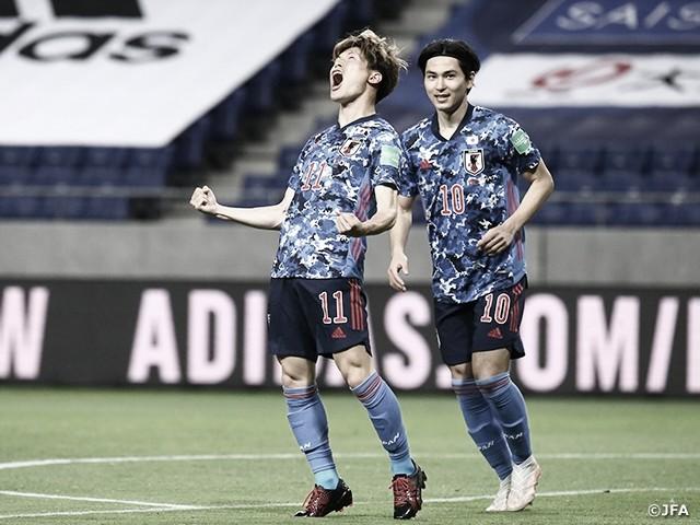मैत्रीपूर्ण फुटबलमा जापान विजयी