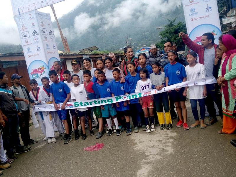 Budha clinches Jumla-Rara Ultra Marathon title