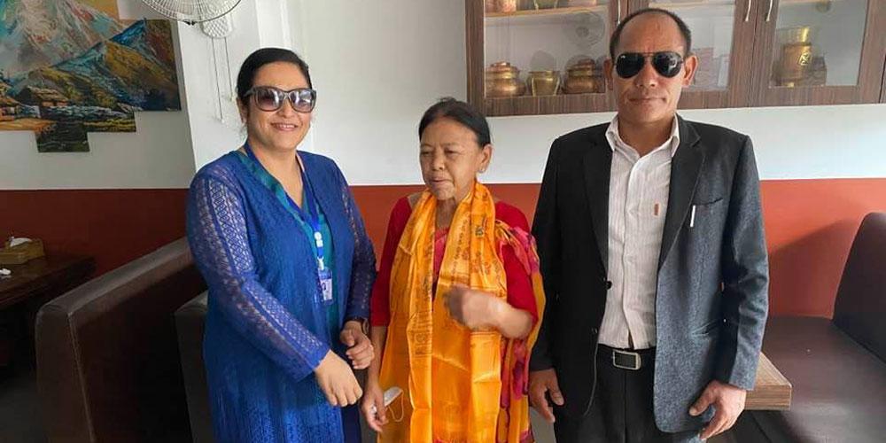 महिला भलिबल टिमको म्यानेजरमा केसी नियुक्त