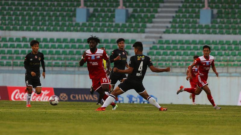 नेपाल सुपर लिगमा काठमाडौंका विजयी सुरुवात, ललितपुर १–० ले पराजित