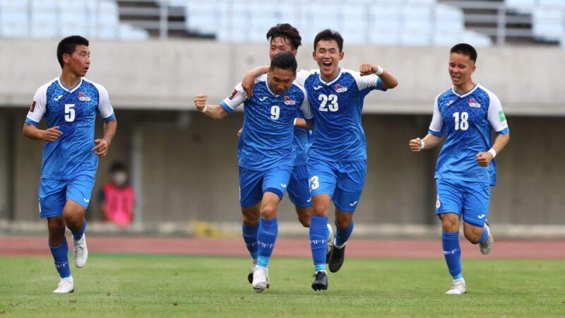विश्वकप छनोटमा मंगोलिया विजयी