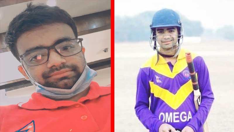 दुर्घटनामा घाइते क्रिकेटर साहले एउटा आँखाको ज्योति गुमाए