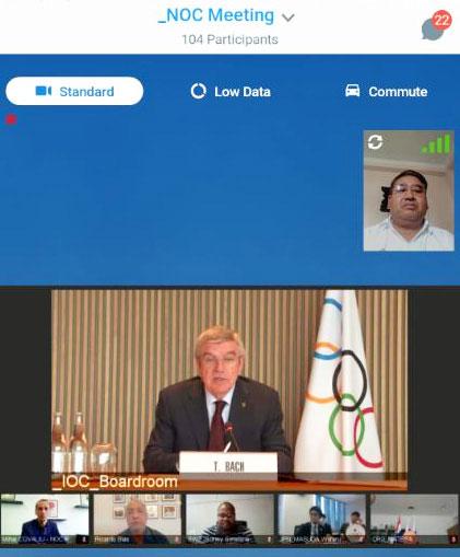 काेराेना असर: अन्तराष्ट्रिय ओलम्पिक कमिटीद्वारा सबै सदस्य राष्ट्रसँग छलफल