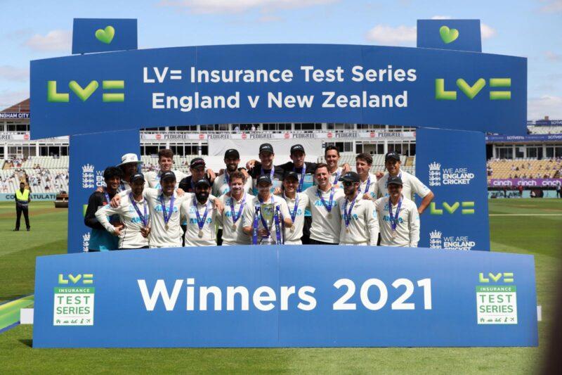टेस्ट वरियतामा भारतलाई न्यूजिल्याण्डले उछिन्यो