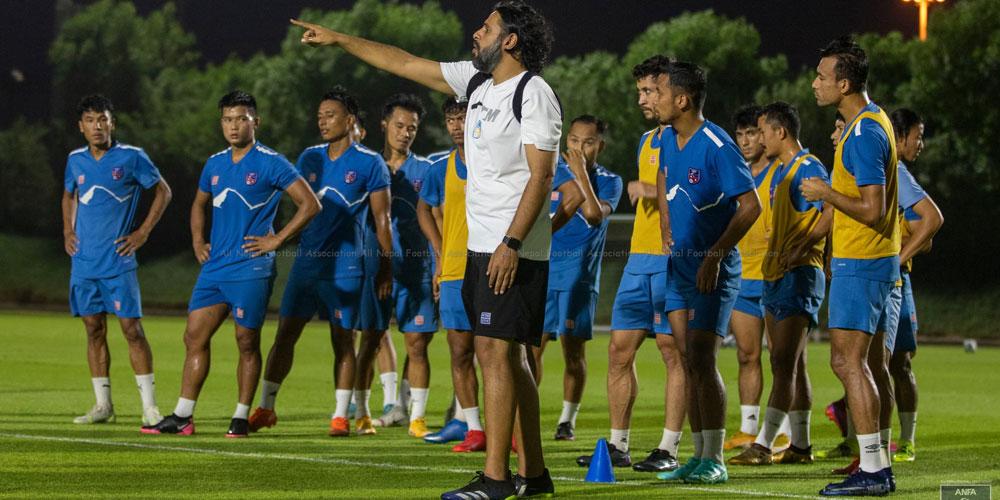 नेपालले ओमानसँग मैत्रीपूर्ण फुटबल खेल्ने