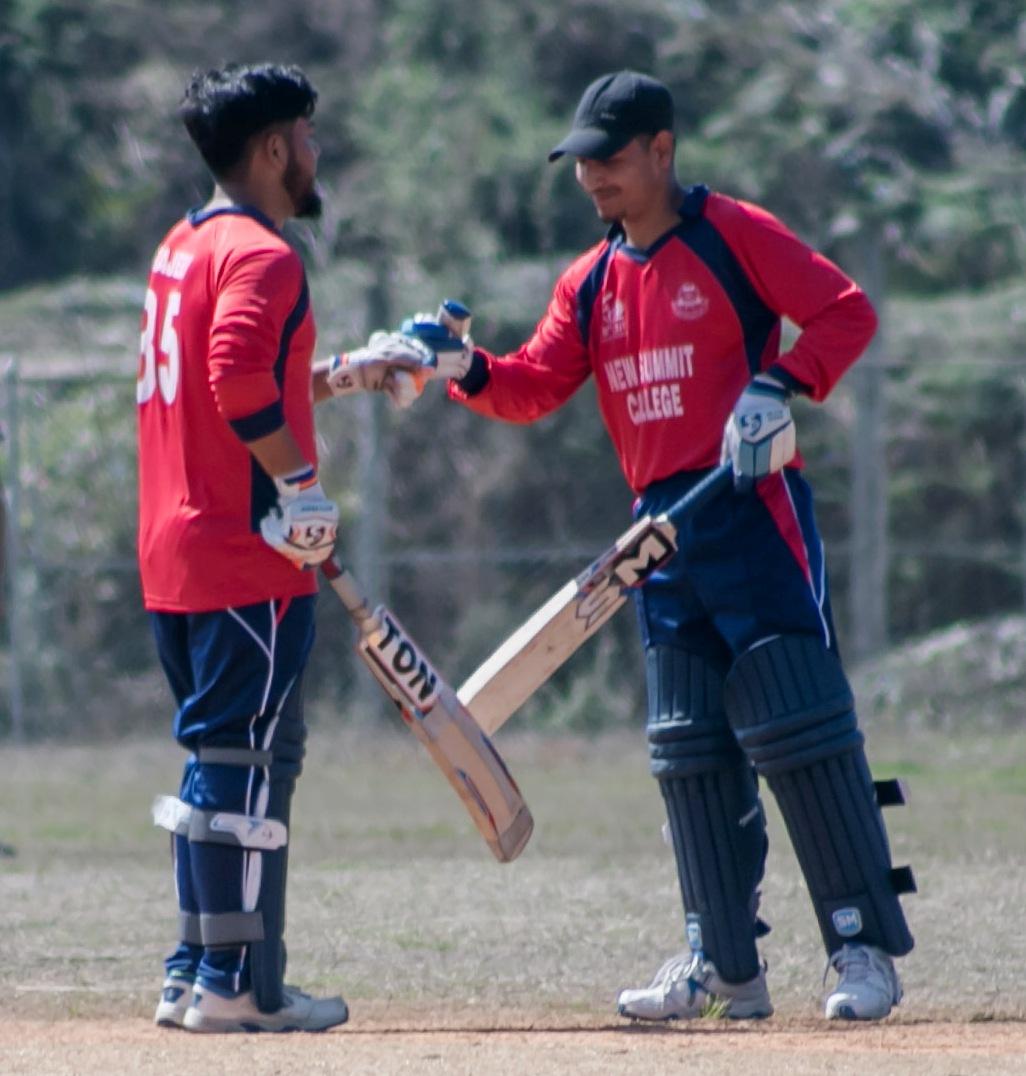 बीएससी सीएसआईटी कप टी– २० क्रिकेटमा आयोजक न्युसमिट बिजयी