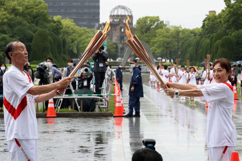 ७० प्रतिशत जापानीहरु विपक्षमा, के फेरि ओलम्पिक रद्द होला त ?