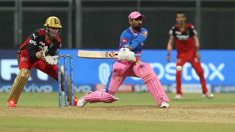 आईपीएल : राजस्थानलले बैंग्लोरलाई १७८ रनको चुनौती