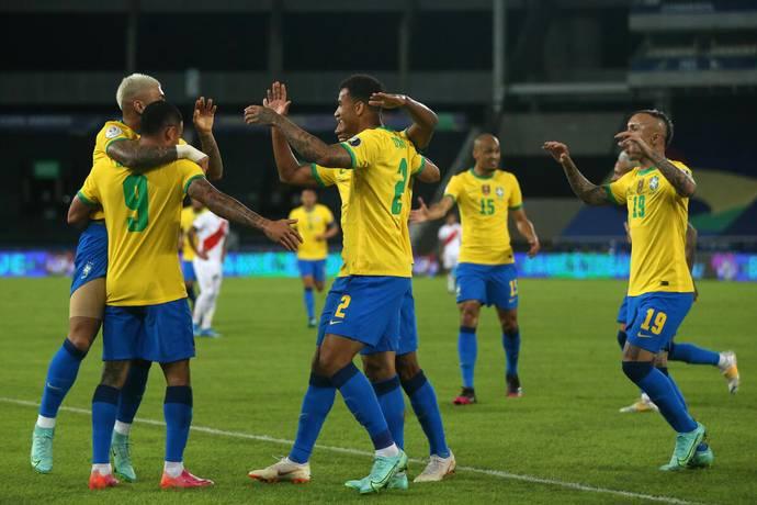 कोपा अमेरिका फुटबलमा ब्राजिलको फराकिलाे जित
