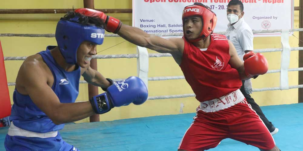 World Boxing Championship: wavering success to Sanil Shahi