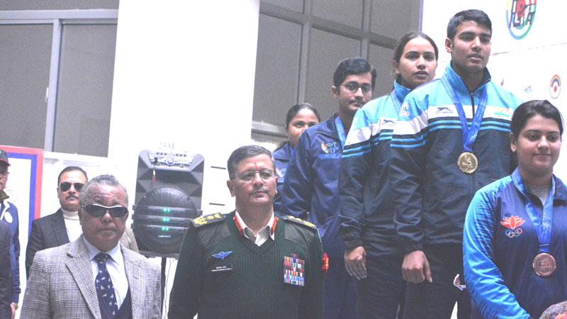 १३ औं साग : सुटिङमा भारत च्याम्पियन