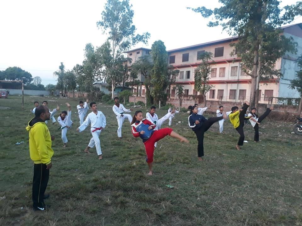 रत्ननगर डोजाङको लक्ष्यः बिद्यालयबाट खेलाडी उत्पादनदेखि राष्ट्रिय प्रतियोगितासम्म
