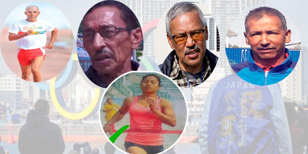 ओलम्पिकमा अहिलेसम्म नछुटेको नेपाली एथलेटिक्स, ८ महिलासहित ३० जना ओलम्पियन