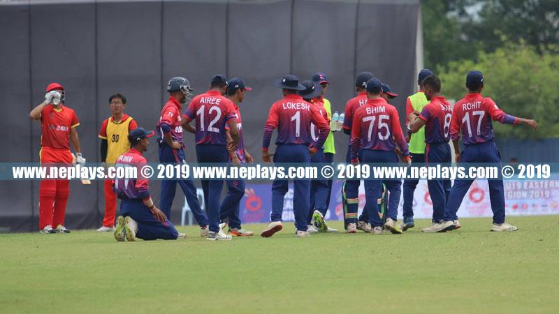 Cricket match among Nepal, Scotland, Namibia postponed till July next year