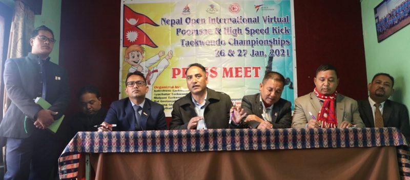 नेपाल ओपनमा २९ राष्ट्रका १ हजार ३ सय खेलाडीले प्रतिस्पर्धा गर्ने