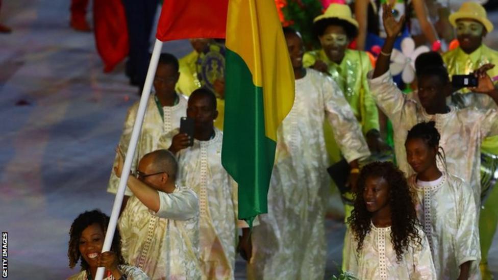 गुयनाले टोकियो ओलम्पिकमा भाग नलिने घाेषणा
