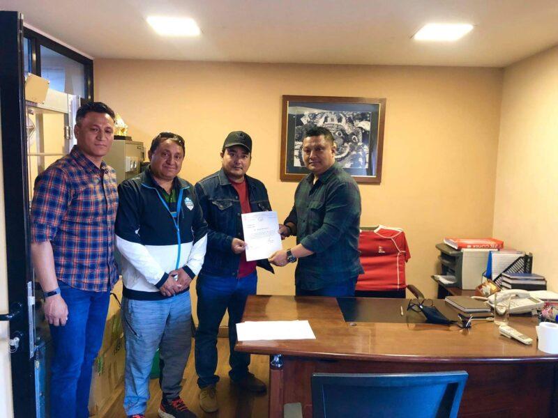 गणेशमान सिंह स्पोर्ट्स कमिटी प्रदेश १ को संयोजकमा श्रेष्ठ चयन