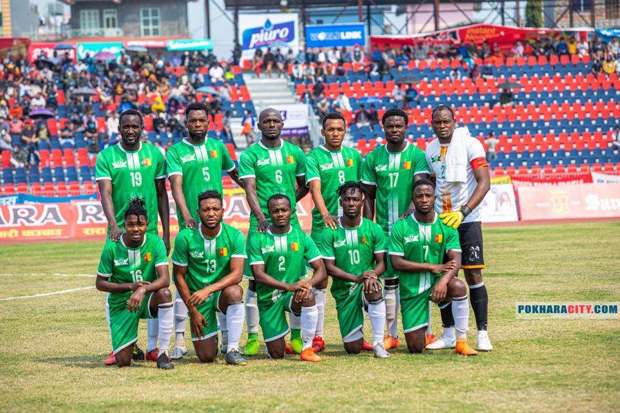 अफ्रीकन रुट्सका तीन खेलाडी एनएसएलका लागि पाेखरा थन्डर्समा अनुबन्ध