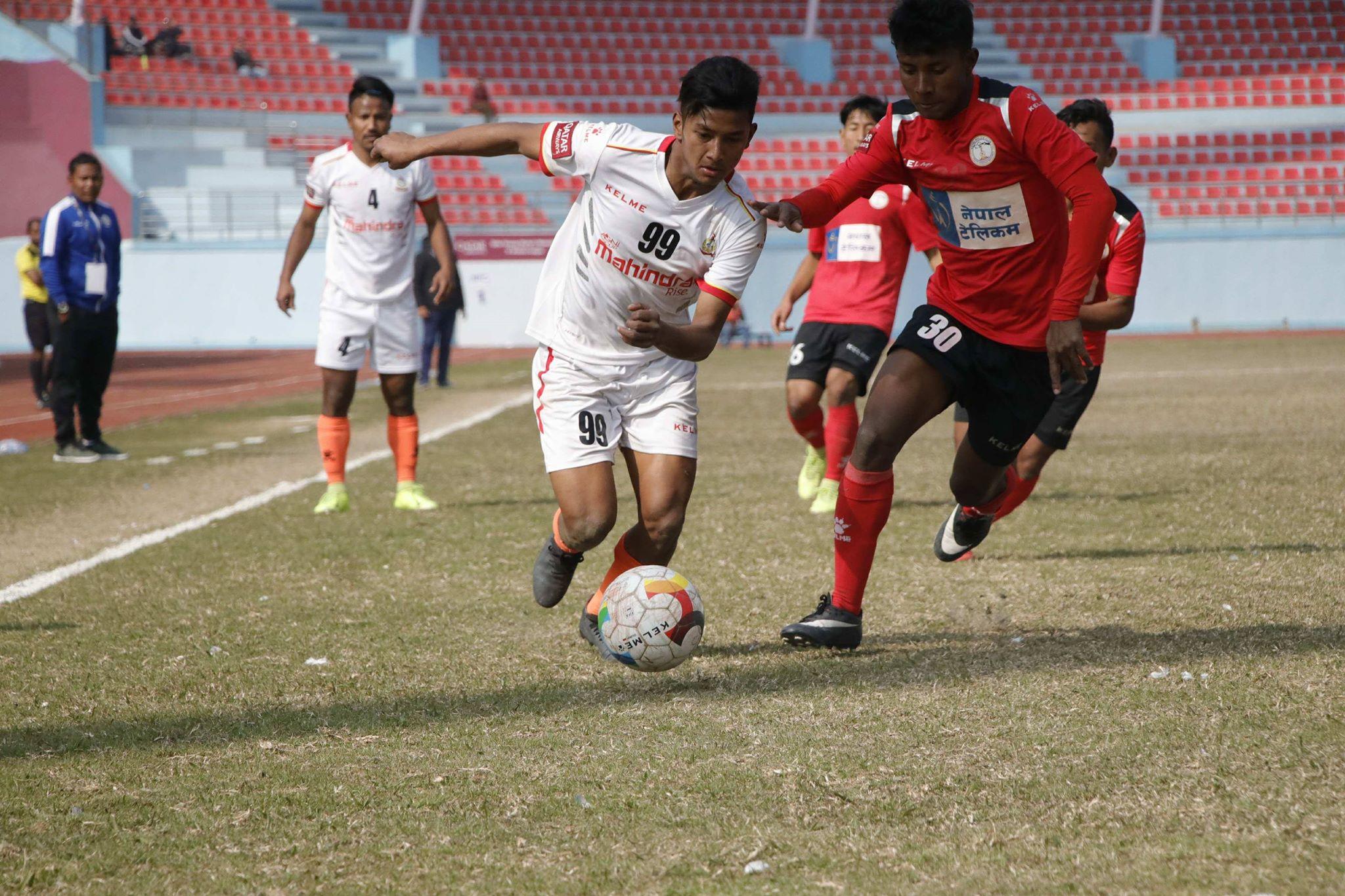 एपीएफ महिला तर्फ शिर्ष स्थानमा, भरतपुर ३-० काे साेझाे सेटमा पराजित
