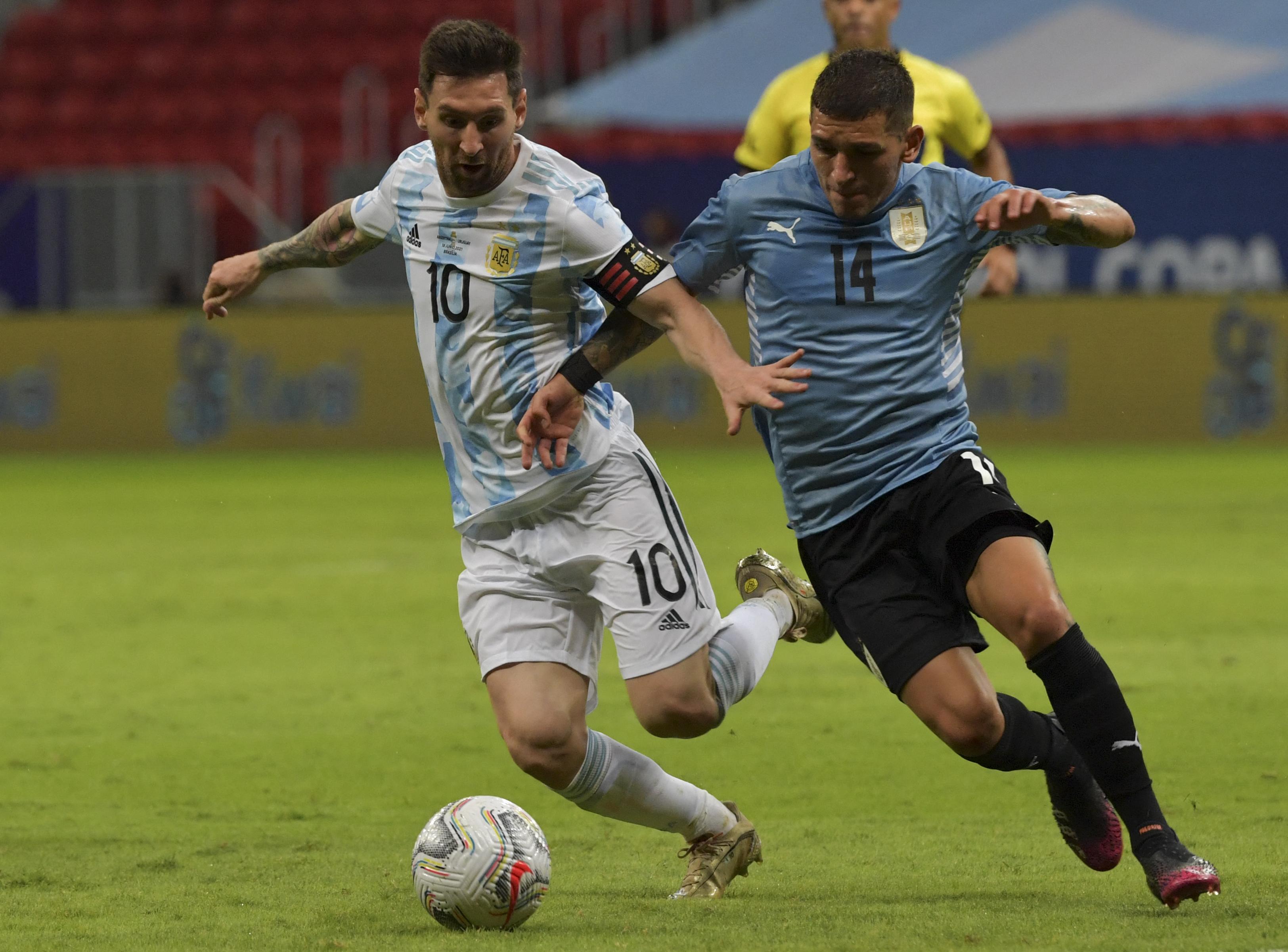 काेपा अमेरिका फुटबलमा अर्जेन्टिना विजयी