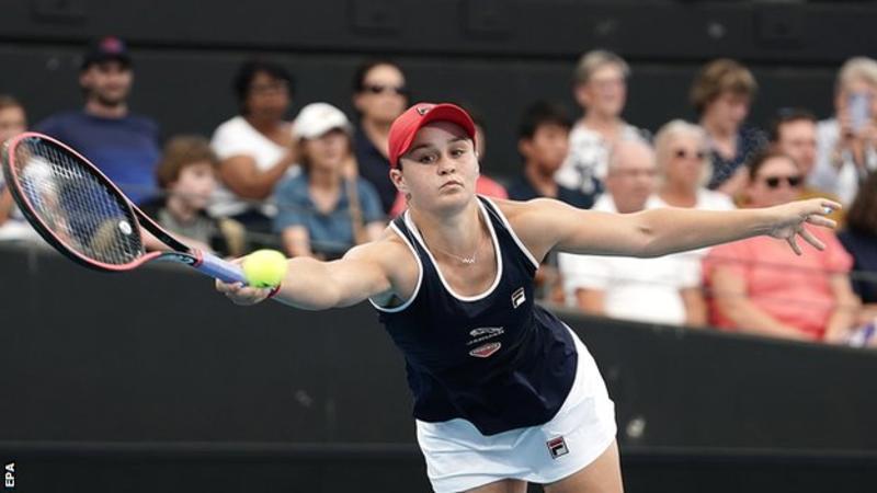Australia's Ashleigh Barty Wins Wimbledon Women's Title