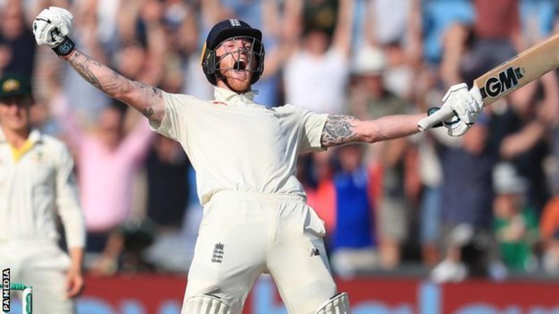 बेन स्टाेक्स लगातार दाेस्राे बर्ष उत्कृष्ट क्रिकेटर